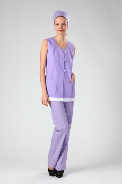 Блуза медицинская модель 12-501
