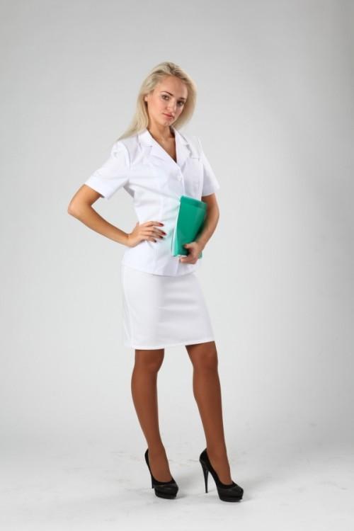 Блуза медицинская модель 12-502