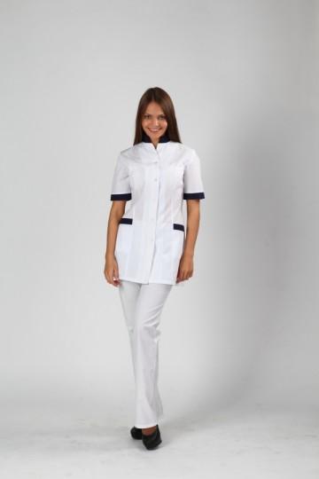 Блуза медицинская модель 12-509