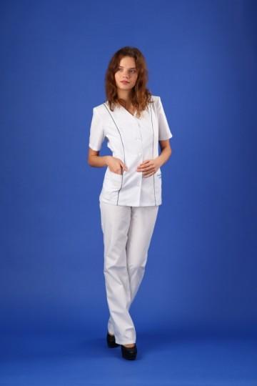 Блуза медицинская модель 12-511