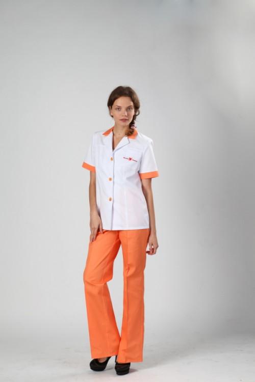 Блуза медицинская модель 212-502