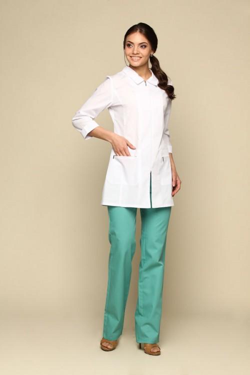 Блуза медицинская модель 71-130