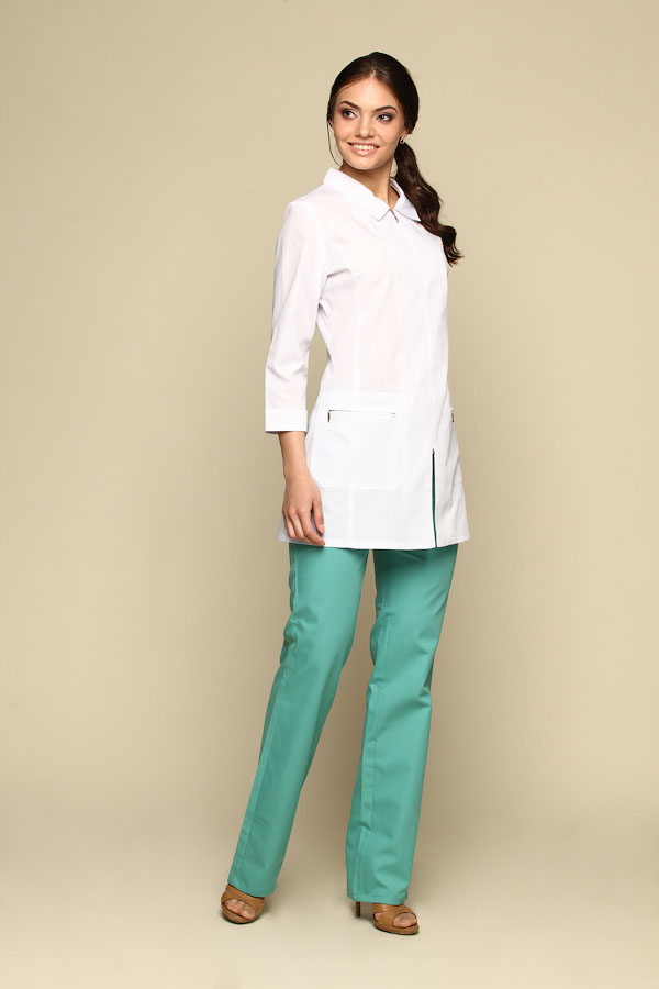 Блузка Медицинская Купить