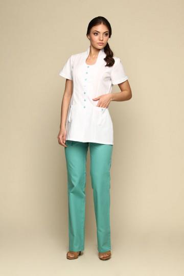 Блуза медицинская модель 71-140