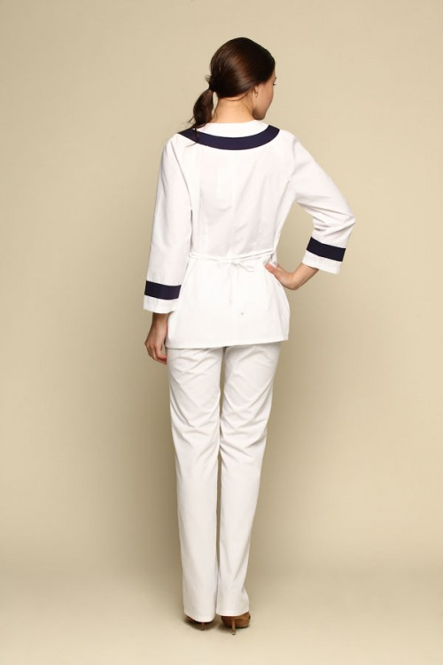 Блуза медицинская модель 71-980