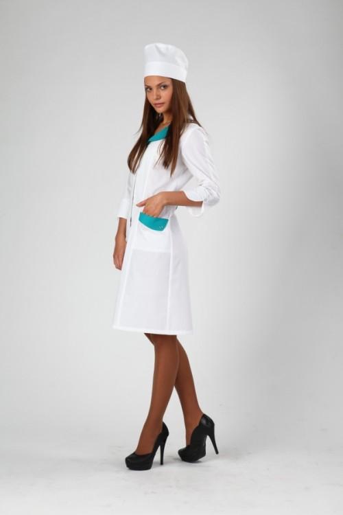Халат женский модель 12-105