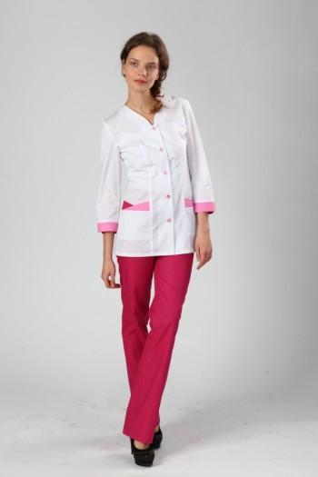Блуза медицинская модель 12-510