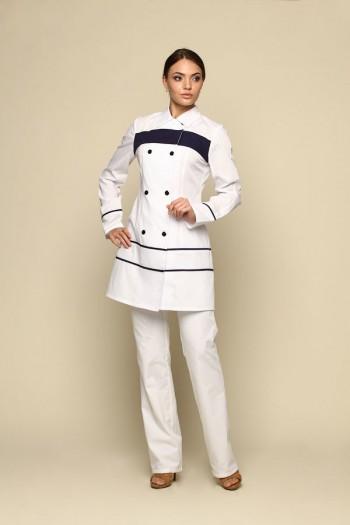 Блуза медицинская модель 71-450